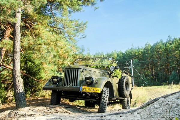 Jankowy GAZ 69 – więcej zdjęć niż w gazecie